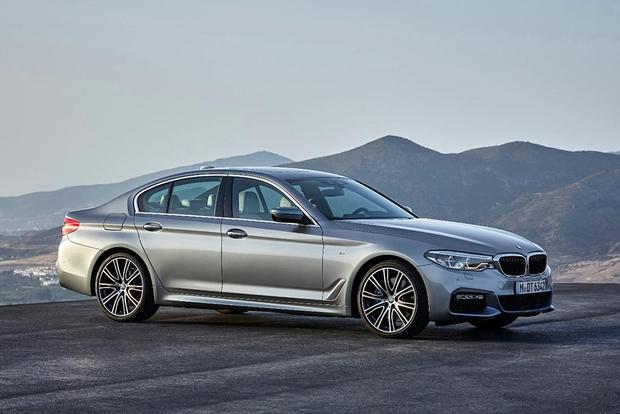 This Is the All-New 2017 BMW 5 Series