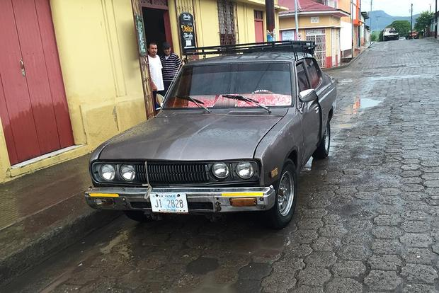 What Is This Car a Reader Saw in Nicaragua?