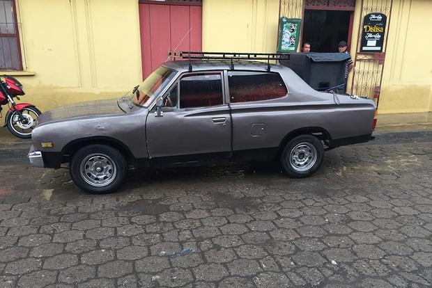 What Is This Car a Reader Saw in Nicaragua? featured image large thumb1