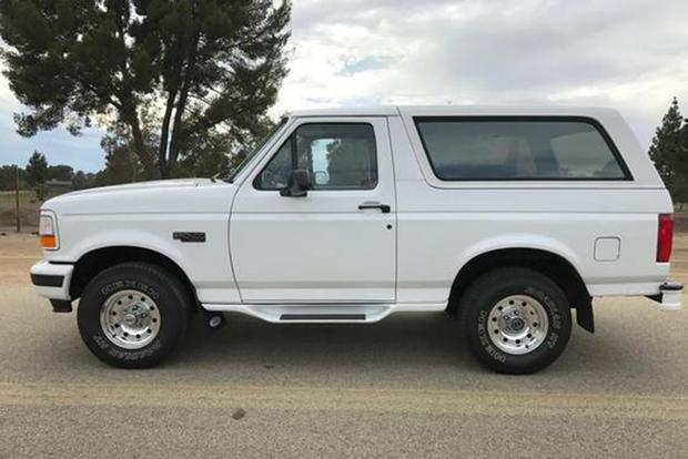 6 Surprisingly Expensive Old SUVs for Sale on Autotrader featured image large thumb2