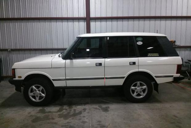 6 Surprisingly Expensive Old SUVs for Sale on Autotrader featured image large thumb4