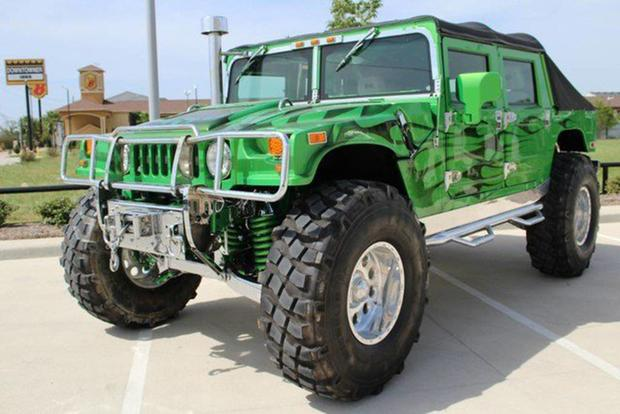 Here Are 5 Crazy SEMA Show Cars For Sale on Autotrader featured image large thumb0