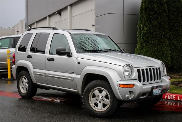 Was The Jeep Liberty Worst Redesign Ever Autotrader