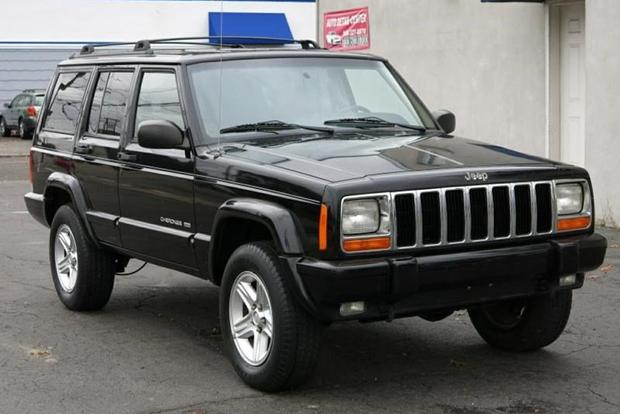 Was the Jeep Liberty the Worst Redesign Ever? - Autotrader
