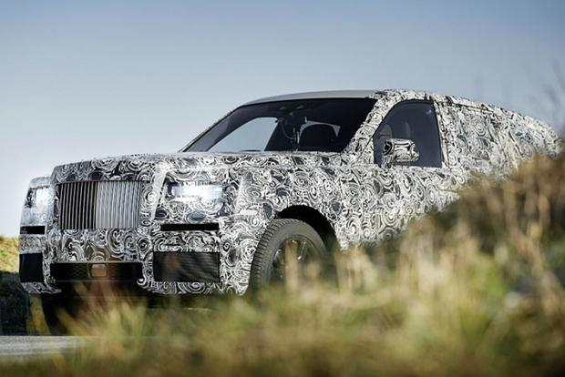 They're Coming: Here Are All the Ultra-Luxury SUVs featured image large thumb6