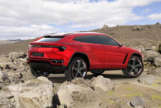 They're Coming: Here Are All the Ultra-Luxury SUVs featured image large thumb2