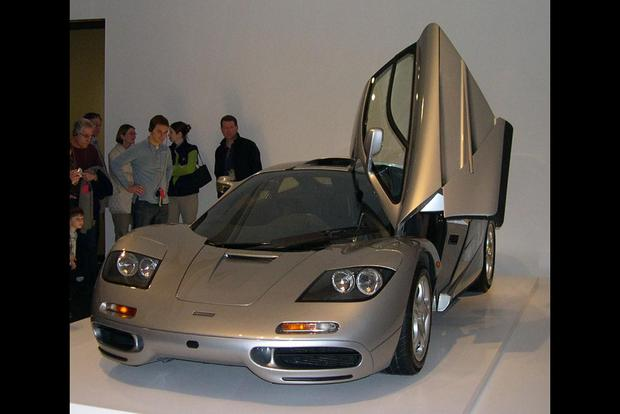 The Toyota Sera Had McLaren F1 Doors Before the McLaren F1 featured image large thumb1