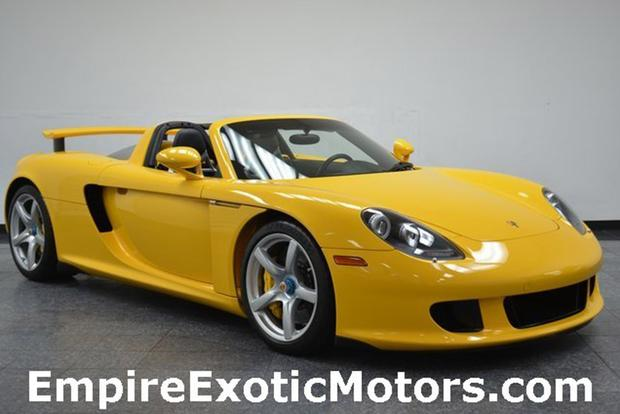The 5 Most Expensive Yellow Cars for Sale on Autotrader featured image large thumb4