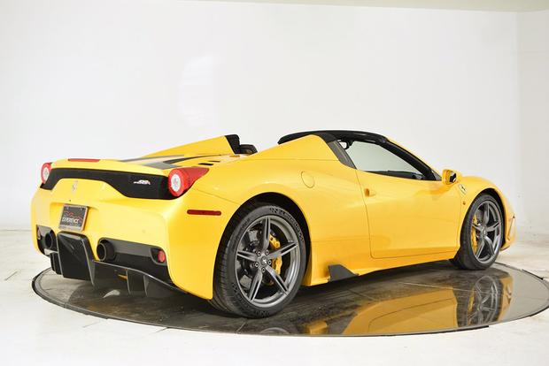 the 5 most expensive yellow cars for sale on autotrader autotrader. Black Bedroom Furniture Sets. Home Design Ideas