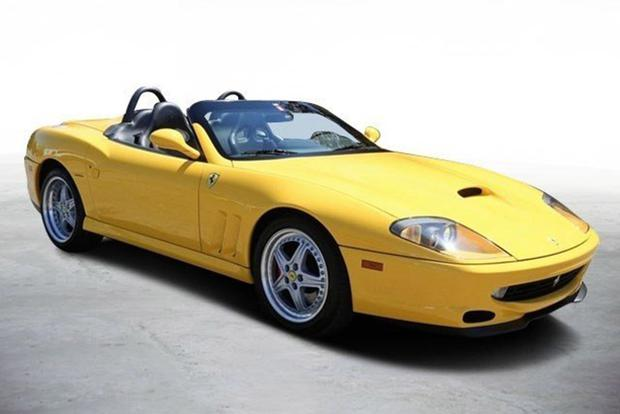 the 5 most expensive yellow cars for sale on autotrader featured image large thumb1 - Ferrari 2014 Yellow