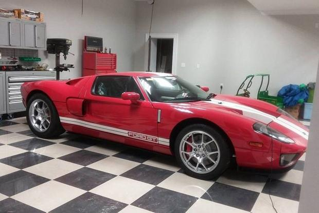 Autotrader Find  Ford Gt With   Original Miles Featured Image Large Thumb