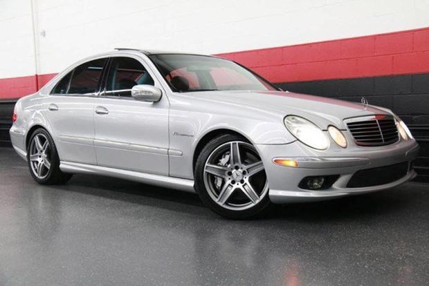 These Are the 6 Highest-Mileage European Cars for Sale on Autotrader featured image large thumb4