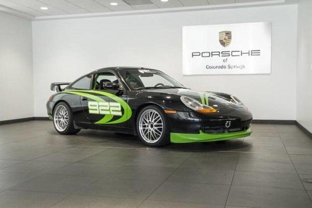 Autotrader Find: Porsche 911 Race Car for Under $30,000 featured image large thumb0