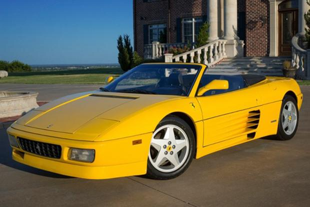 These Are The Cheapest Ferraris For Sale On Autotrader