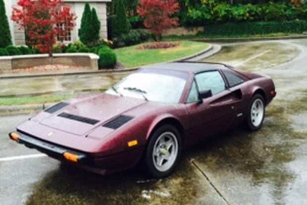 Car Garage For Sale >> These Are the Cheapest Ferraris for Sale on Autotrader - Autotrader