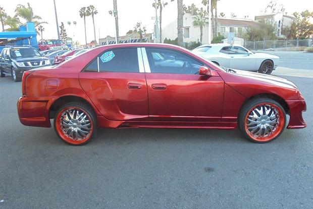 Autotrader Find: Crazily Modified 2004 Cadillac CTS featured image large thumb1