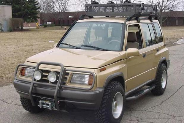 Here's What Happened to a Bunch of Old General Motors Prototypes featured image large thumb0