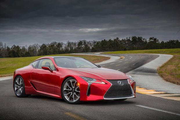 Can Lexus Hurry Up and Release the LC 500?