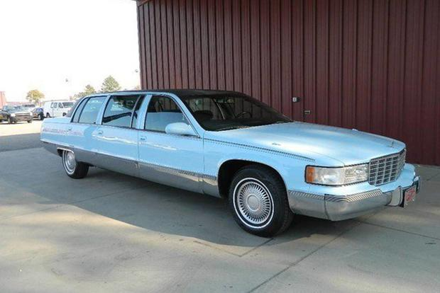 Here Are the 7 Strangest Limos For Sale on Autotrader featured image large thumb2