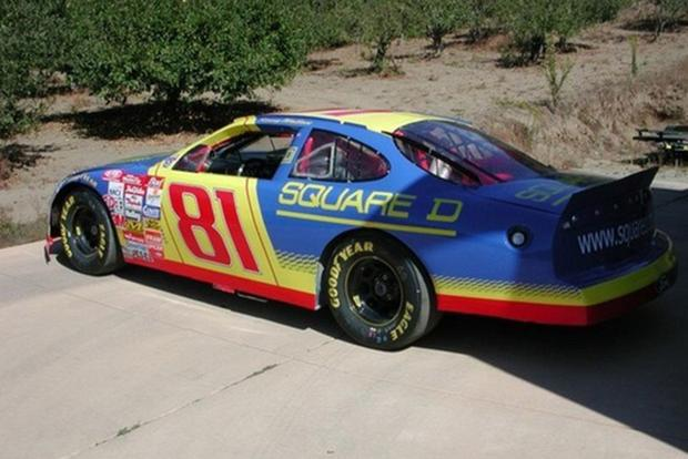 There Is a NASCAR For Sale on Autotrader for $24,000