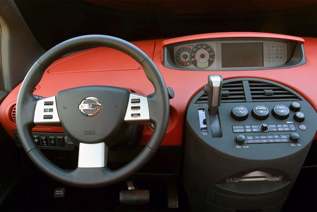 Remember How Crazy the Interior Was in the 2004 Nissan Quest?