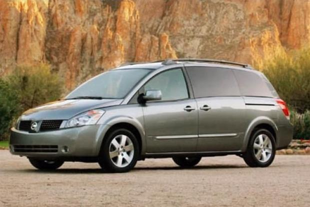 Remember How Crazy the Interior Was in the 2004 Nissan Quest? featured image large thumb2