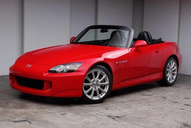 This Is the Most Expensive Stock Honda S2000 For Sale on Autotrader featured image large thumb0