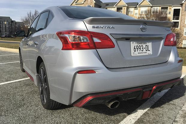 The Nissan Sentra NISMO featured image large thumb2