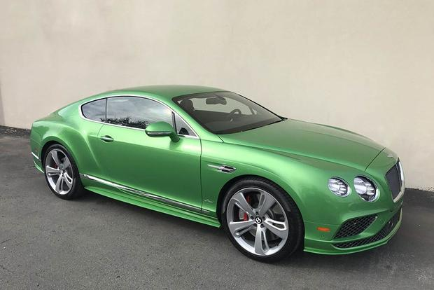 5 Strangely Colored Exotic Cars For On Autotrader Green Ferrari