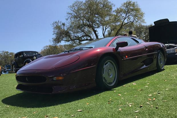 5 of the Most Interesting Cars at the Amelia Island Cars and Coffee