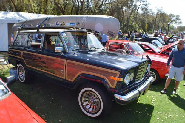 5 of the Most Interesting Cars at the Amelia Island Cars and Coffee featured image large thumb1