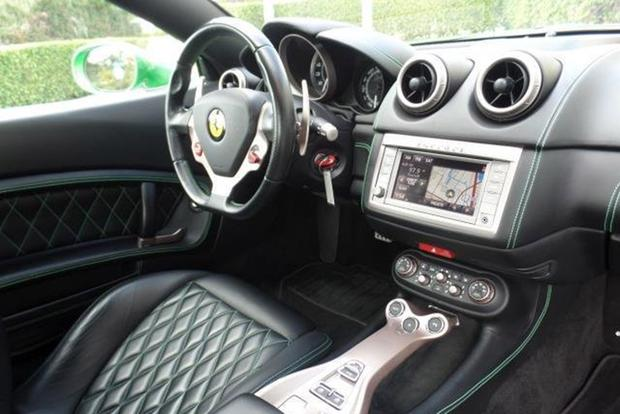 Autotrader Find: Bright Green 2013 Ferrari California featured image large thumb1
