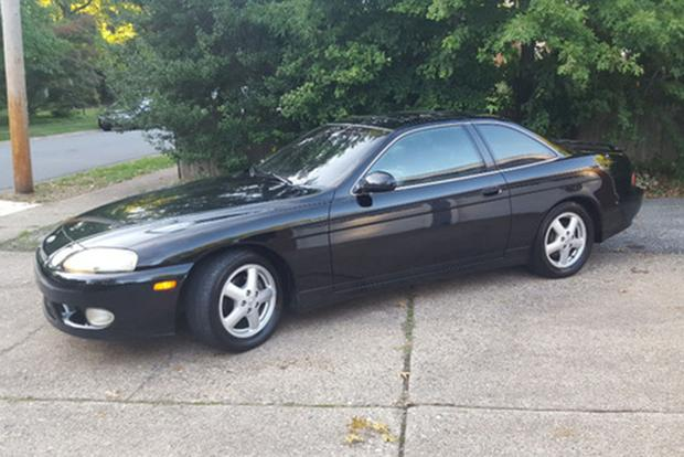 Autotrader Find: 1997 Lexus SC 300 With a Stick Shift