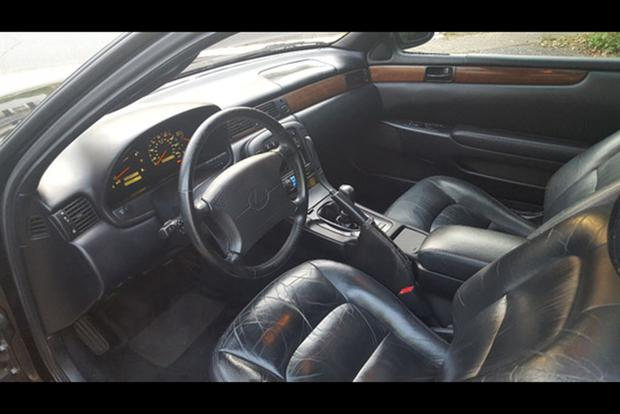 Autotrader Find: 1997 Lexus SC 300 With a Stick Shift featured image large thumb1