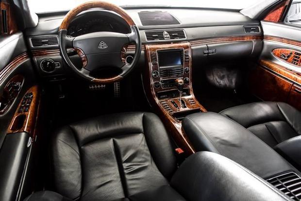 You Can Buy This Maybach on Autotrader for $51,000 - Autotrader