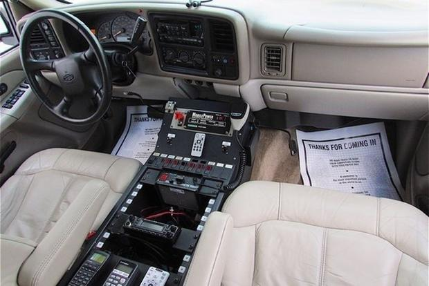 Autotrader Find: Chevy Suburban Broadcast News Vehicle featured image large thumb4