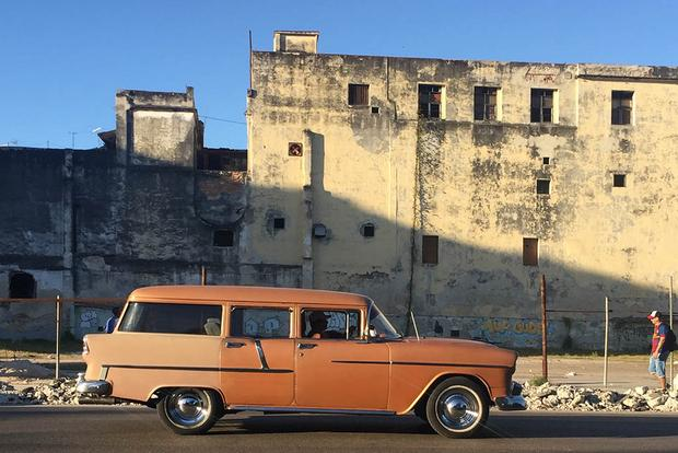 I Visited Cuba to See Old American Cars