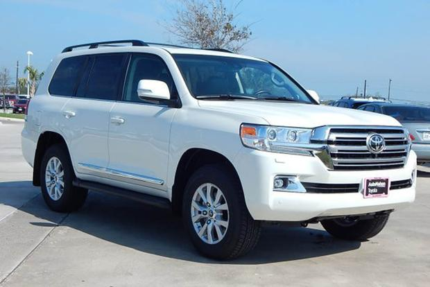 Which Toyota Land Cruiser Is the Best Toyota Land Cruiser? - Autotrader
