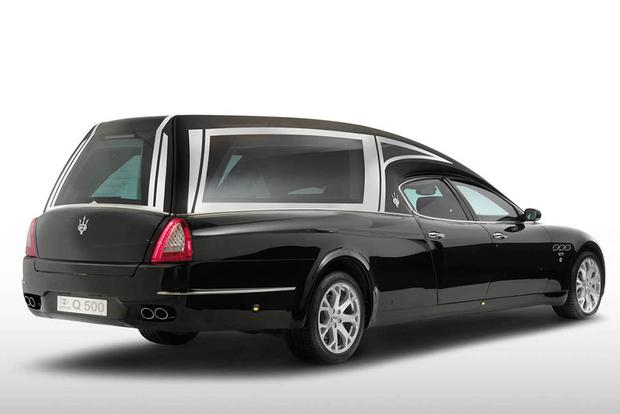Yes, Someone Made a Maserati Quattroporte Hearse featured image large thumb4