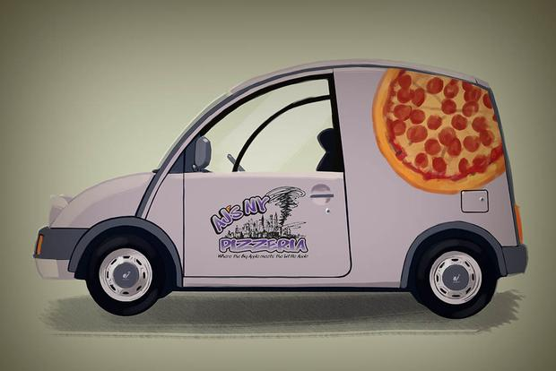 My Old Nissan S-Cargo Is Going to Deliver Pizzas, And You Can Design It! featured image large thumb1