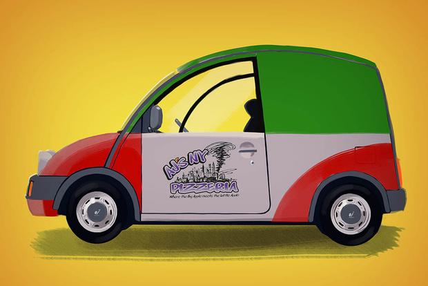 My Old Nissan S-Cargo Is Going to Deliver Pizzas, And You Can Design It! featured image large thumb2