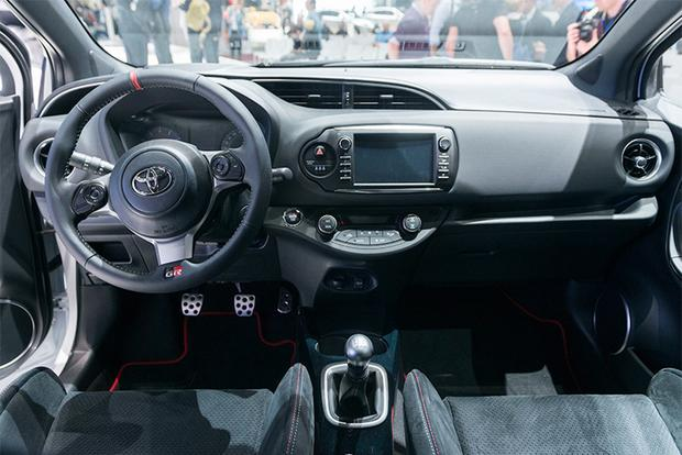 The Toyota Yaris Will Soon Have a Hot Hatch Version featured image large thumb1