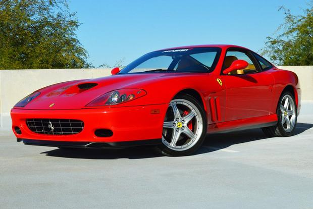 Here's How You Can Tell Apart the Ferrari 550 Maranello and 575M from the Outside