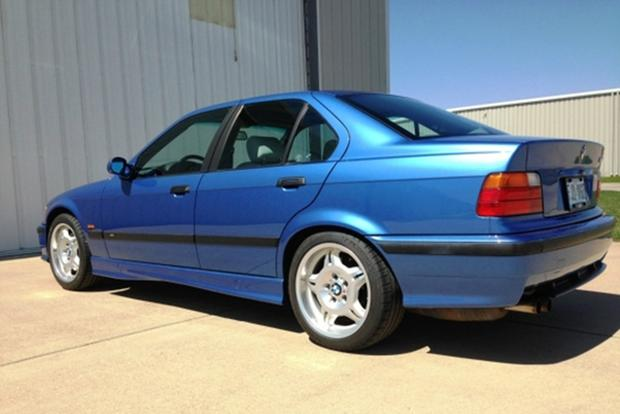 This Beautiful, Clean, Low-Mileage E36 BMW M3 Is on Autotrader ... for $28,500