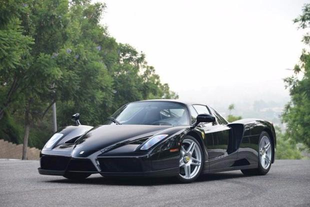 Heres A Ferrari Enzo Listed On Autotrader For 34 Million Autotrader