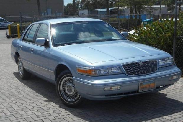 Autotrader Find: 1997 Mercury Grand Marquis With 13,000 Miles featured image large thumb0