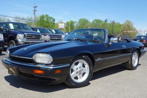 Autotrader Find: 1994 Jaguar XJS ... With a Stick Shift featured image large thumb0