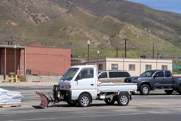 Japanese Kei Trucks Are Weird  Tiny and Legal in the United States