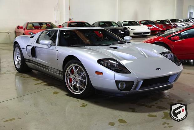 5 Incredibly Low-Mileage Exotic Cars For Sale on Autotrader