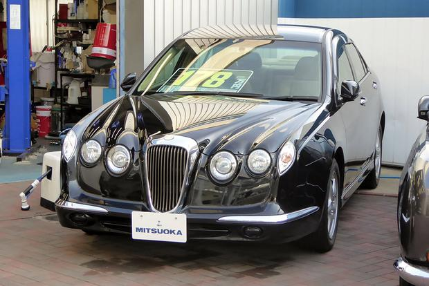 Mitsuoka Makes Some Really Weird-Looking Cars featured image large thumb1